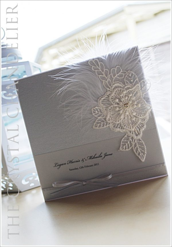 ABBY - Wedding Invitation Design