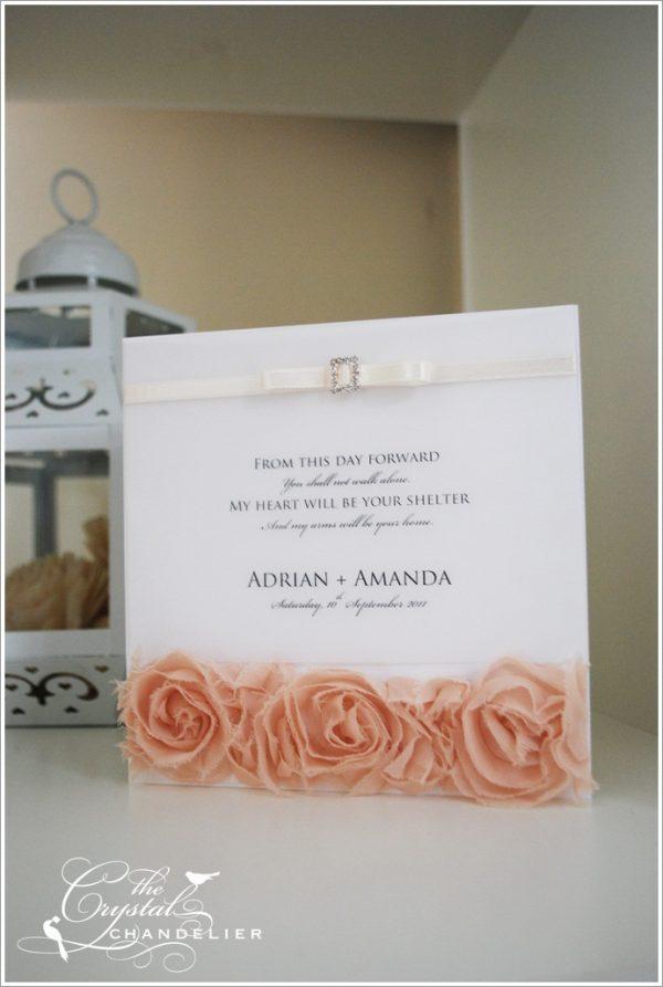 AMANDA - Wedding Invitation Design