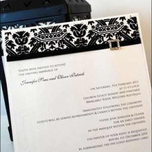 AMY - Wedding Invitation Design