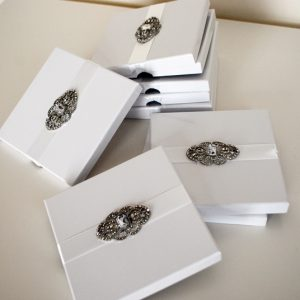 Designer Invitation Box